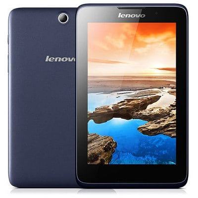 Lenovo A3500 Android 4.2 3G Phablet with 7.0 inch WXGA IPS Screen MTK8382 Quad Core 1.3GHz Dual Cameras WiFi GPS Bluetooth 16GB ROM