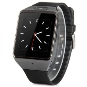 ZF008 Smartwatch Bluetooth Watch Answer and Dial the Phone Passometer Altitude Meter Burglar Alarm