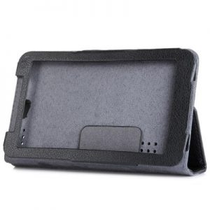 PU Leather Protective Case with Folding Stand Function Specially for 7.0 inch Tablet PC