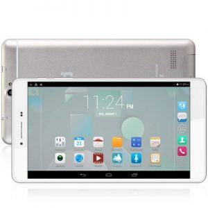 AOSD MX9 3G Android 4.4 Phablet MTK8382 Quad Core 1.3GHz with 6.95 inch WSVGA Screen GPS WiFi Dual Cameras 8GB ROM