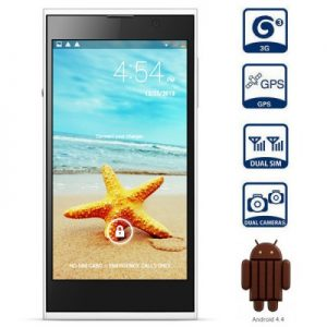 iNew V3 Plus 5.0 inch Android 4.4 3G Smartphone MT6592M Octa Core 1.4GHz 2GB RAM 16GB ROM HD Screen 13.0MP Camera
