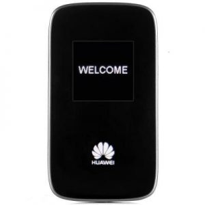 Huawei E589 4G LTE Mobile Pocket WiFi Hotspot 100Mbps WCDMA FDD Wireless USB Dongle Network