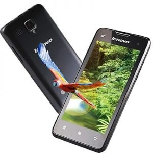 Lenovo A396 Android OS 2.3 3G Phablet