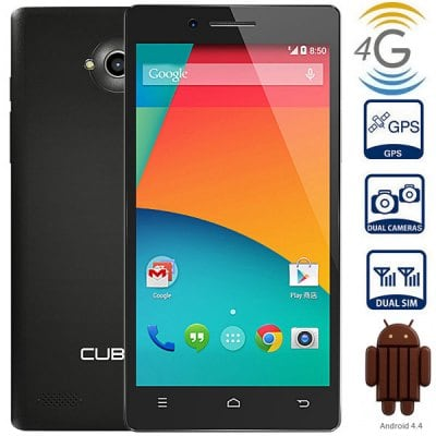 CUBOT ZORRO 001 5.0 inch Android 4.4 4G Phablet