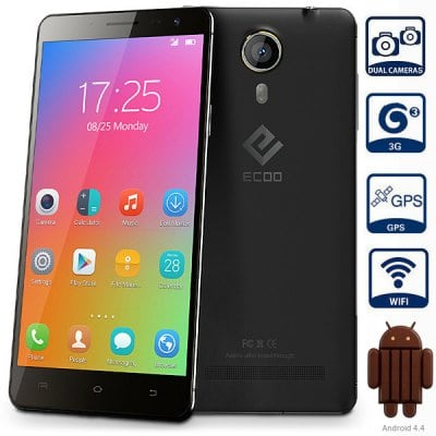 ECOO E02 5.5 inch Android 4.4 3G Phablet MTK6592