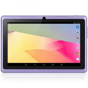 7 inch Tablet PC Q88 Quad Core A33 WVGA Screen 512MB RAM 4GB ROM