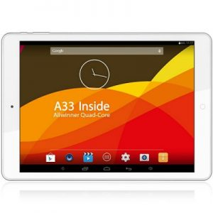 983 9.7 inch A33 Quad Core 1.3GHz Android 4.4 Tablet PC with XGA IPS Screen