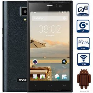 Z450 4.5 inch Android 4.4 MTK6582 Quad Core 4GB ROM 3G Smartphone