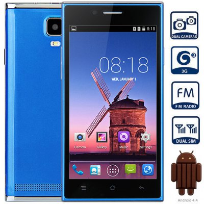 MG7 Android 4.4 4.5 inch SC7715 3G Smartphone