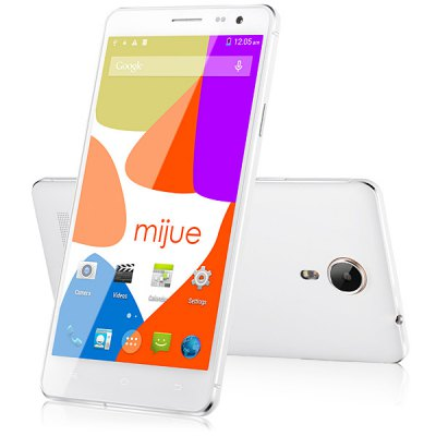 MIJUE T100 5.5 inch Android 4.4 3G Phablet