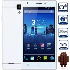 M7 5.0 inch Android 4.4 MTK6582 Quad Core 3G Smartphone