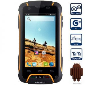 Huadoo V3 4.0 inch Android 4.4 3G Smartphone