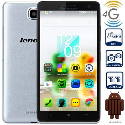 Lenovo S856 5.0 inch Android 4.4 4G Smartphone