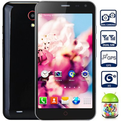Z5 5.0 inch Android 4.2 3G Smartphone