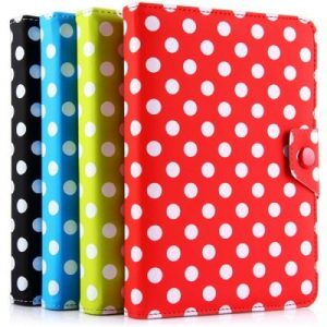 7 inch Tablet PC Soft Leather Protective Case Cover Stand Function