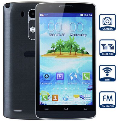 G3 4.5 inch Quad Band Unlocked Phone