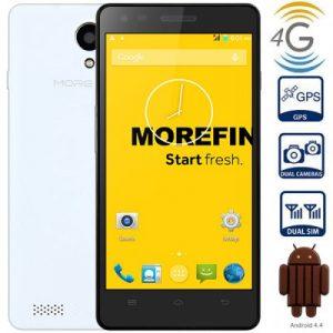 5.0 inch MoreFine E1 Android 4.4 4G Smartphone