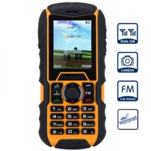 Huadoo H1 Quad Band IP68 Unlocked Phone