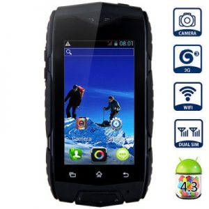 Discovery V10 2.5 inch Android 4.3 3G Mini Smartphone