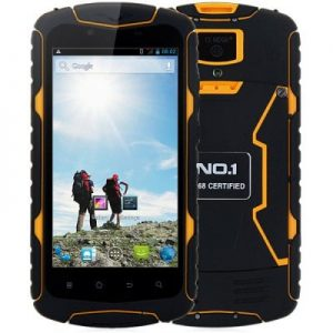 NO.1 X1 5.0 inch Android 4.4 3G Smartphone