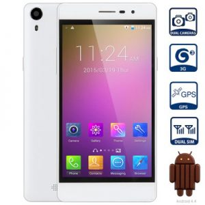 LEAGOO Elite 2 Android 4.4 3G Smartphone 5.5 inch Phablet
