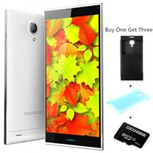 Doogee DG550 3G Smartphone MTK6592 Octa Core 1.7GHz Android 4.2 1GB RAM 16GB ROM GPS WiFi with 5.5 inch HD Screen