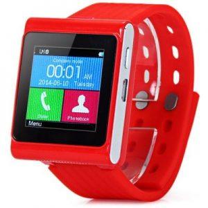 D6 Single SIM Smart Watch Phone