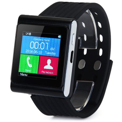 D6 Single SIM Smart Watch Phone