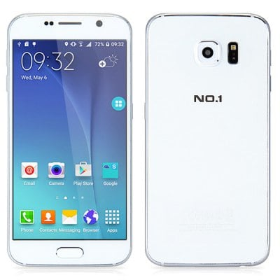NO.1 S6i 5.1 inch MTK6582 Android 5.0 3G Smartphone