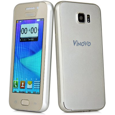 Vinovo S6 Plus 4.0 inch Quad Band Unlocked Phone FM Dual SIM MP3
