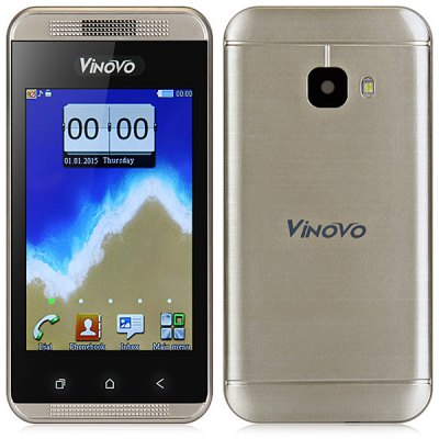 Vinovo M9 Plus 4.0 inch Quad Band Unlocked Phone FM Dual SIM MP3