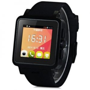 JERSA N8 Android 4.2 3G Smart Watch Phone
