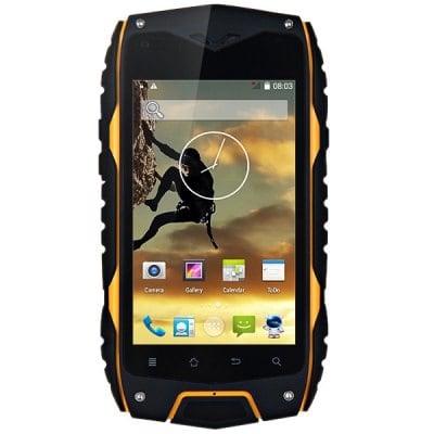 Z6+ Android 4.4 Waterproof Dustproof Shockproof IP-68 3G Smartphone