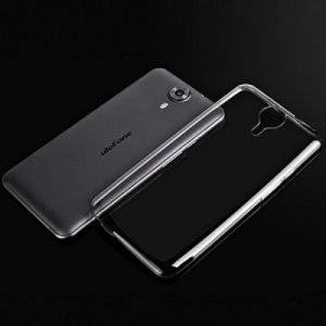 TPU Material Transparent Back Cover Case for Ulefone Be Touch 2