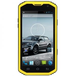 A8S 5.0 inch Android 4.4 MTK6572 Dual Core 1.3GHz 3G Smartphone GPS Bluetooth Waterproof Dustproof Shockproof IP68