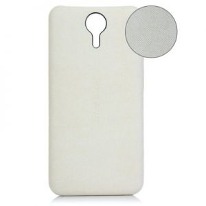 Novelty Silicone and Cloth Back Case Cover for 5.5 inch Ulefone Be Touch 2