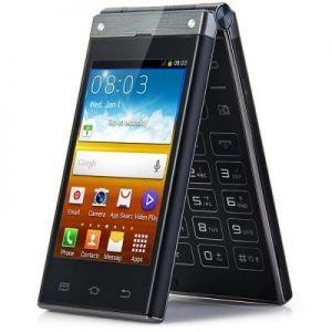 DAXIAN W189 3.5 inch Dual Screen Android 4.2 Flip Phone