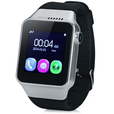 ZGPAX S39 Sleep Monitoring Remind Camera Bluetooth Smart Watch Phone