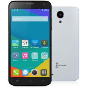Ken Xin Da A6 5.0 inch MTK6582 Android 4.4 3G Smartphone