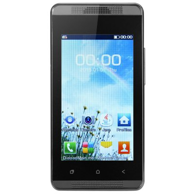E9 4.0 inch Quad Band Unlocked Phone FM Dual SIM MP3