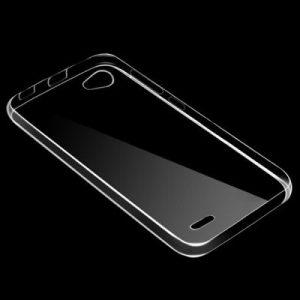 VKWORLD VK700 TPU Transparent Back Cover Case