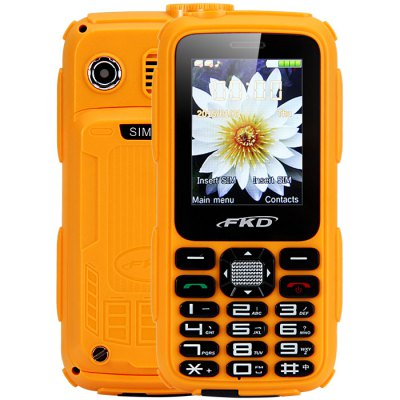 A8000 Quad Band Unlocked Phone