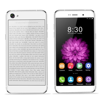OUKITEL U6 4G Smartphone
