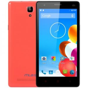 Mlais M52 Red Note 4G Phablet
