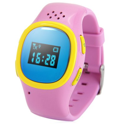 520 GPS Tracker Watch Phone