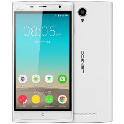 LEAGOO Elite 5 4G Phablet