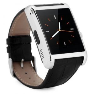 F8 Metal Plating Smartwatch Phone