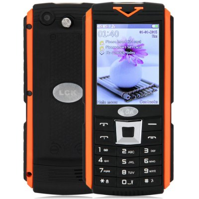 XP3400 2.4 inch Unlocked Phone