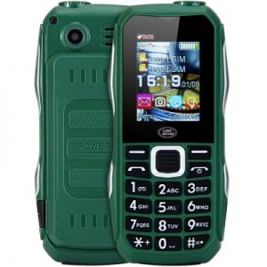 XP3330 Quad Band Unlocked Phone Alarm Dual SIM Bluetooth