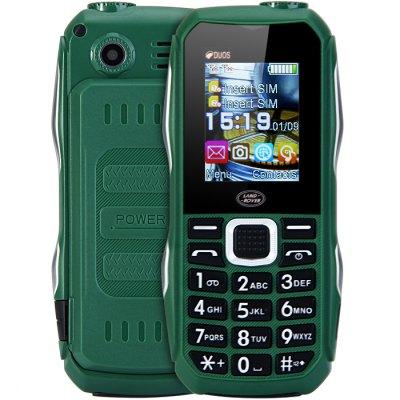 XP3330 Quad Band Unlocked Phone Alarm Dual SIM Bluetooth